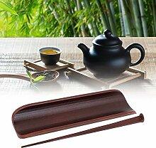 Outils à café faits à la main, outils en bambou
