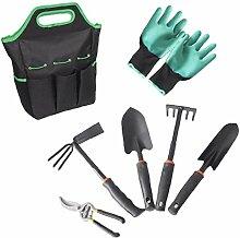 Outils de jardin Set de jardinage Kit de