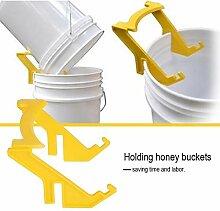Outils de jardinage Honey Bee Hive seau en