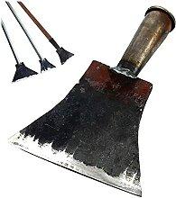 Outils de jardinage - Pelle à main - Grattoir -