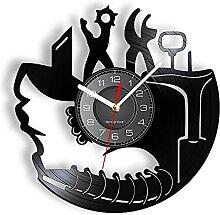 Outils de réparation de Chaussures Record Horloge
