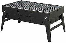 Outsoor Grills Barbecue portable pliable en acier