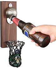 Ouvre-bouteille de basket-ball pour hommes,
