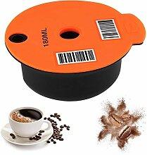 Oyria Filtre à café réutilisable dosettes de