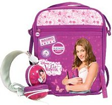 Pack accessoires violetta