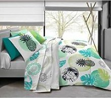 Pack complet Ananas anis housse de couette pour