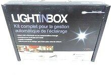 Pack de gestion d'éclairage pour 4 pièces