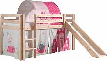 Pack - Lit Enfant, Tente & Tunnel pino Princesse