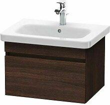 Pack meuble + lavabo DuraStyle 65cm - Châtaignier