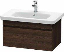 Pack meuble + lavabo DuraStyle 80cm - Châtaignier
