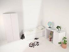 Pack pour chambre enfant LIO (lit + armoire +