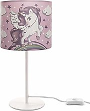 Paco Home Lampe d'enfant lampe de table LED