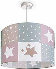 Paco Home Lampe d'enfant Plafonnier LED