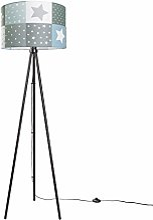Paco Home Lampe pour enfants Lampe LED Lampadaire