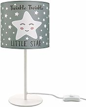 Paco Home Lampe pour enfants LED Lampe de table