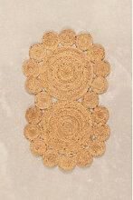 Paillasson en Jute Naturel (96x57 cm) Otilie Yute