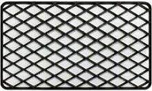 Paillasson grille noir