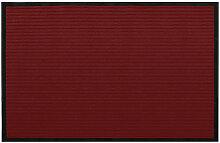 Paillasson Rouge 150x90cm Coulisseau