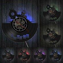 Pain blé Mur Art Horloge Murale Boulangerie