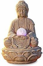 Pajoma - 53899 Fontaine Bouddha avec LED en