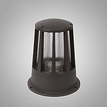 PAKUES-QO Aluminium Acrylique E27 Lampe De Table