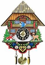 Palais De Coucou Grande Horloge En Mouvement