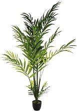 Palmier areca artificiel H230 cm
