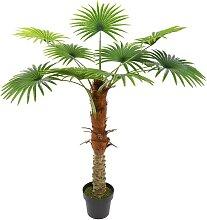 Palmier artificiel H120 cm