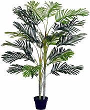 Palmier artificiel hauteur 150 cm arbre artificiel