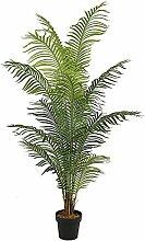 Palmier artificiel hauteur 180 cm décoration