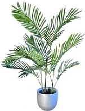 Palmier artificiel, idéal pour la décoration de