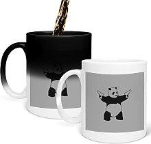 Panda With Guns Banksy Inspiration Street