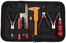 PandaHall 10pcs Kits d'outils de Bijoux de