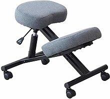 PANGPANGDEDIAN Ergonomique Genoux Chaise Chaise