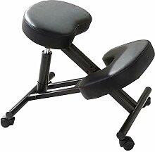 PANGPANGDEDIAN Ergonomique Genoux Chaise de Bureau