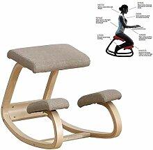 PANGPANGDEDIAN Siège for Cou incliné Back Pain