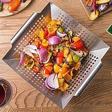 Panier à légumes barbecue, Dailyart poêle à