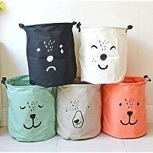 Panier à linge portable, sac de rangement pour
