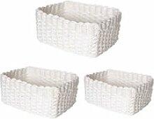 Panier de rangement papier tissé corde