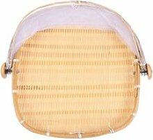 Panier de Stockage de Bambou 1PC à Pain de
