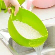 Panier de vidange pour bol de riz, accessoires de