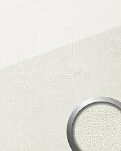 Panneau décoratif aspect cuir 19305 LEGUAN Bianco