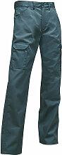 Pantalon de bricolage SCIE LMA Vert Foncé 74
