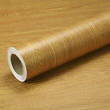 Papier Adhesif pour Meuble Bois 40cm X 3m Papier