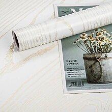 Papier Adhesif pour Meuble Doré Bois Papier Peint