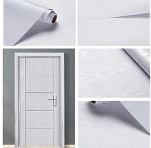 Papier de Contact auto-adhésif Style bois vinyle,