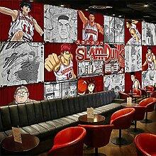 Papier peint Anime 3d One Piece Cafe Lait Thé