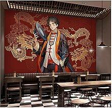 Papier peint Anime One Piece 3D Couleur Thème