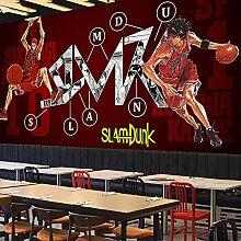 Papier peint Anime One Piece Couleur 3D Café Lait
