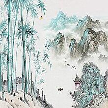 Papier Peint, Creative Colorée Tie-Dye Plume